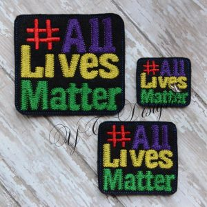 All Lives Matter Wordie