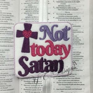 YTD Not Today Satan BP