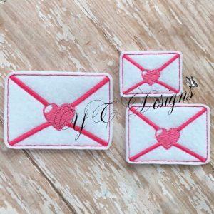 Envelope Heart