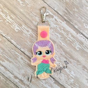 Giggle Doll Swimmer FOB