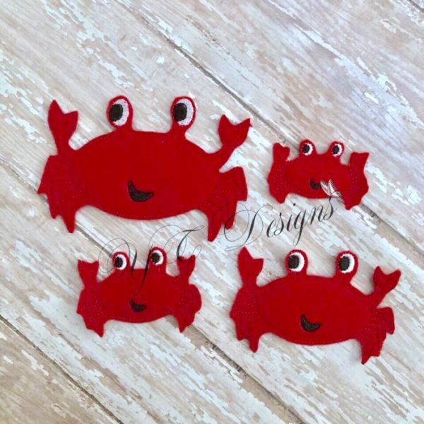 Crab Crabbiefeltie