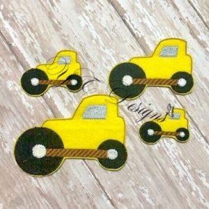 roller Truck feltie