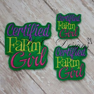 Farm Girl Certified