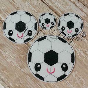 Kawaii Soccer ball