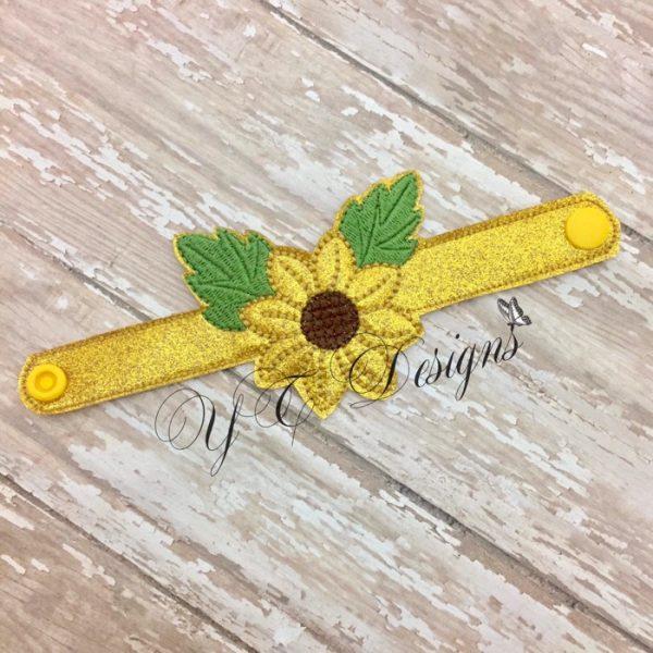 Sunflower Fall Wrist-let-Bracelet