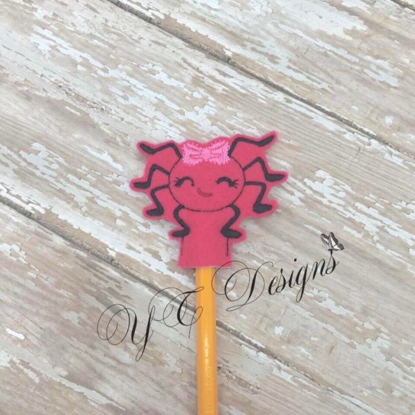 Spider Stacy Pencil topper