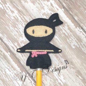 Ninja Pencil topper