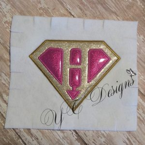 Super H Applique