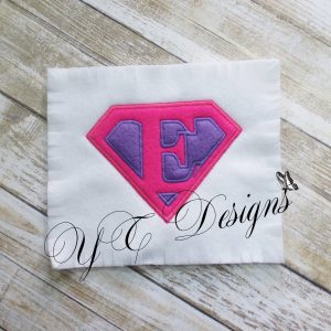 Super E Applique