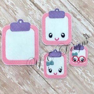 Kawaii Clip Board