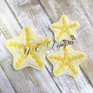 Star Fish feltie