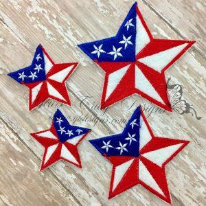 Patriotic Star 3