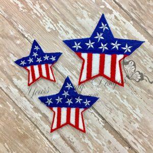 Patriotic Star 1