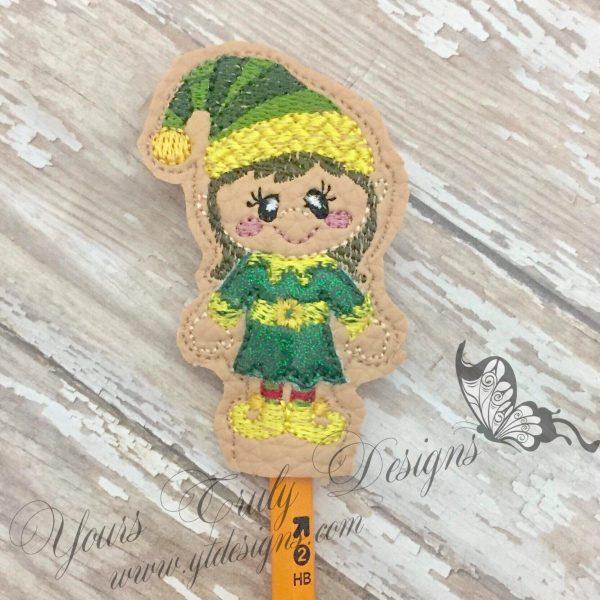 Vintage Elf Girl