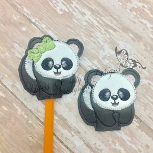Panda walking