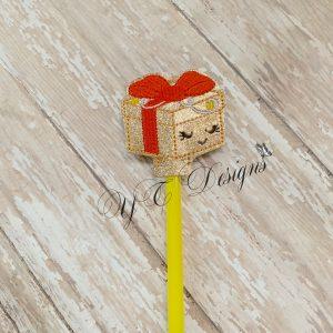 Gift Cutie pencil Topper digital