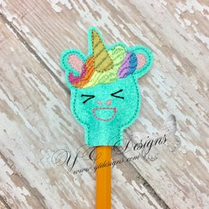 Unicorn Winkie Head