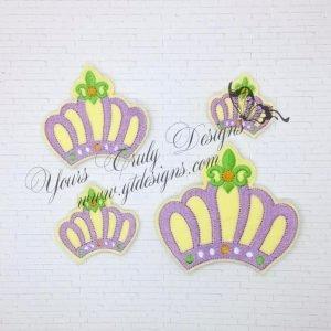 Mardi Gras Crown 1