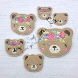 Joy bear head