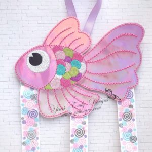 Rainbow Fish Klippie Keeper