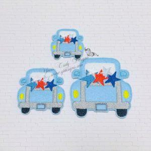 Truck Rear Stars
