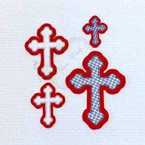 Patriotic Cross 1