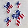 Patriotic Cross feltie