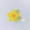 Flower Sweet But Salty feltie