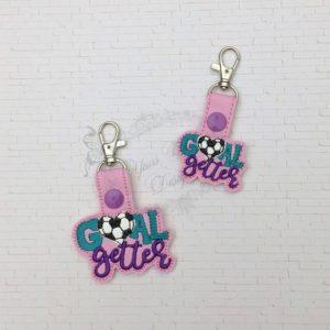 Goal Getter Snap Tab fob 1