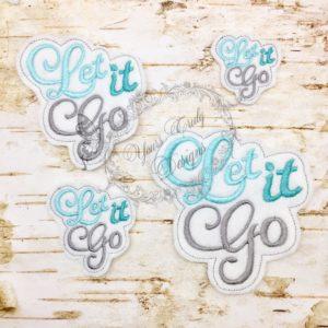 Let It Go Swirly