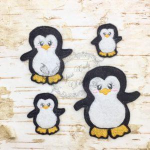 Vintage Penguin Cutie