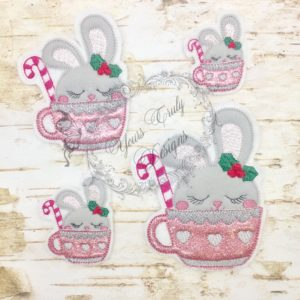 Winter Teatime Bunny