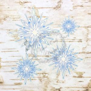 YTD Snowflake Frosty 2