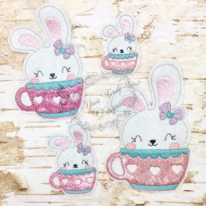 Tea Time Friend Cutie Bunny