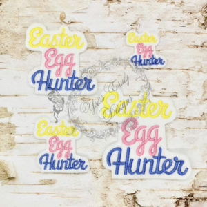 Easter Egg Hunter 1 wordie