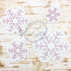 Snow flake 4 winter snow day