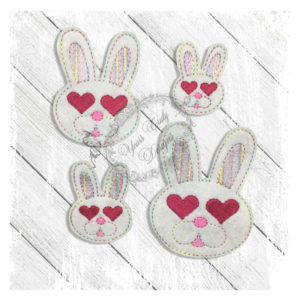 Love Eyes Bunny