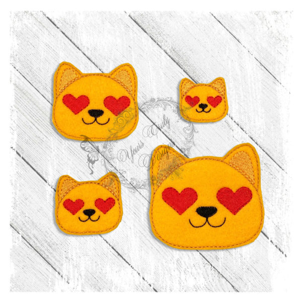 Love Eyes Kitty