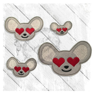 Love Eyes Mouse