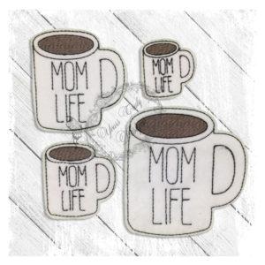 Mug MOM Life