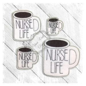 Mug NURSE Life
