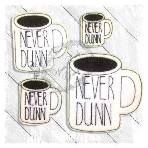 Mug Never Dunn
