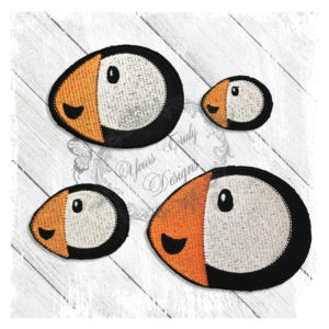 Arctic Friend Puffer Bird Head APP