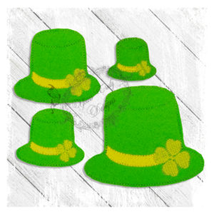Top Hat Lucky Charm