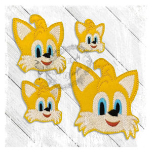 Hedgey Friend Tails Head