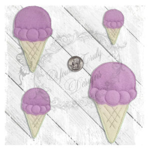 Ice Cream Cone APP