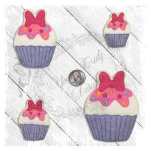 Cupcake Cutie Daisy