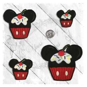 Cupcake Cutie Mouse Boy