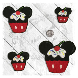 Cupcake Cutie Mouse Boy APP
