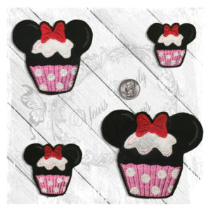 Cupcake Cutie Mouse Girl